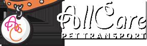 all care pet transport logo
