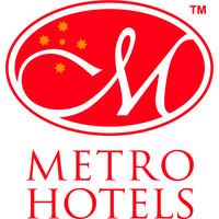 metro hotels logo