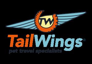 tailwings-pet-travel-logo