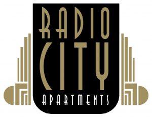 Radio city apartment logo
