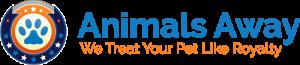 animals away logo