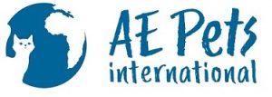 ae pets international logo